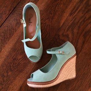 ModCloth Retro Style Espadrilles Shoes Size 7